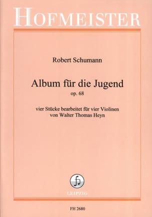 SCHUMANN - Youth Album Op. 68 - Sheet Music - di-arezzo.co.uk
