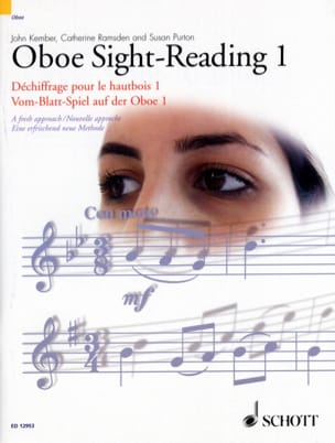 Kember John / Ramsden Catherine / Purton Susan - Oboe Sight Reading - 1 - Partition - di-arezzo.fr