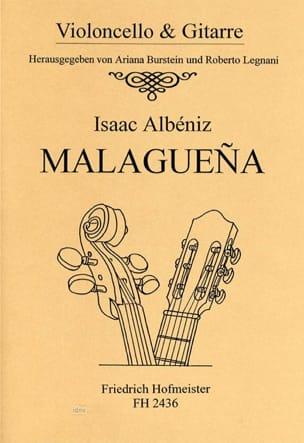 Malaguena ALBENIZ Partition 0 - laflutedepan