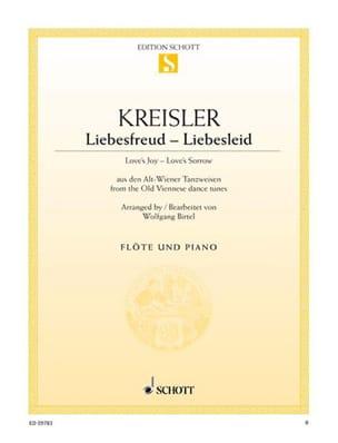 Fritz Kreisler - Liebesfreus - Liebesleid - Sheet Music - di-arezzo.com