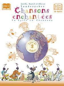 - Enchanted Songs Volume 3 - Sheet Music - di-arezzo.com