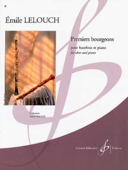 Emile Lelouch - First buds - Sheet Music - di-arezzo.com