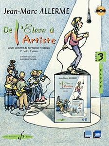 Jean-Marc Allerme - From the Student to the Artist - Volume 3 - Sheet Music - di-arezzo.com
