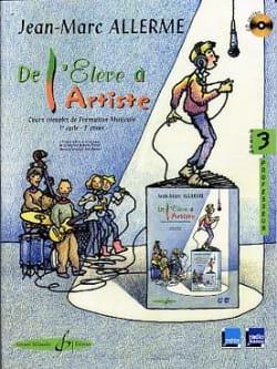 De l'Elève à l'Artiste - Volume 3 - Prof. - laflutedepan.com
