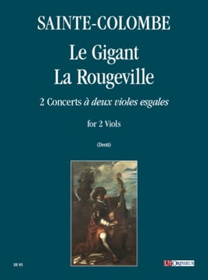 Sainte-Colombe - The Gigant - La Rougeville - Sheet Music - di-arezzo.com
