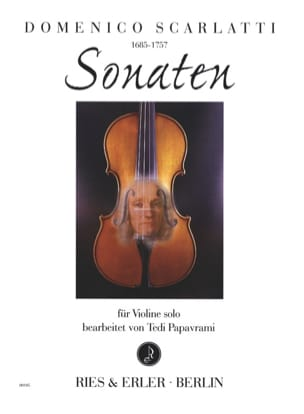 Domenico Scarlatti - Sonaten - Partition - di-arezzo.fr