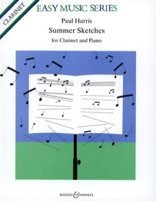Paul Harris - Summer Sketches - Partition - di-arezzo.fr