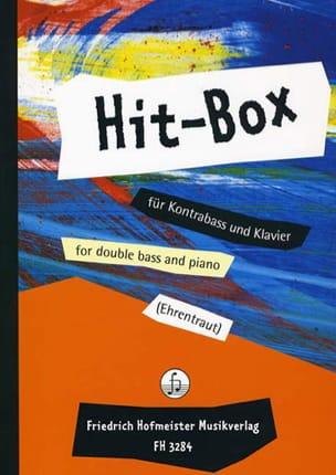 Ehrentraut Ulrich - Hit-Box - Partition - di-arezzo.fr