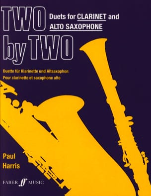 Two by Two Paul Harris Partition Duos - laflutedepan