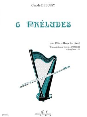 DEBUSSY - 6 Preludios - Partitura - di-arezzo.es