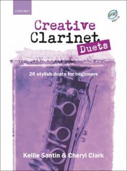 Creative Clarinet Duets - laflutedepan.com