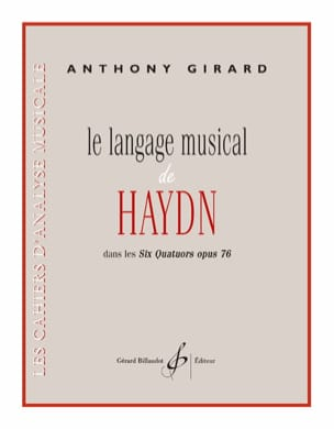 Anthony Girard - Haydn's Musical Language - Sheet Music - di-arezzo.co.uk