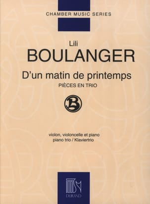 Lili Boulanger - One spring morning - Sheet Music - di-arezzo.co.uk