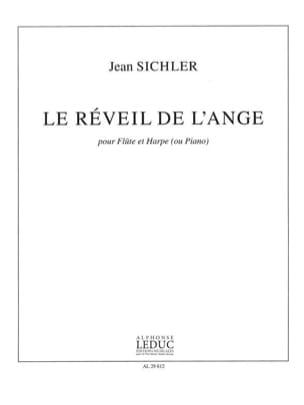 Le Réveil De L' Ange Jean Sichler Partition Duos - laflutedepan