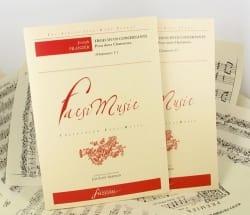 3 Duos Concertants Joseph Pranzer Partition Clarinette - laflutedepan