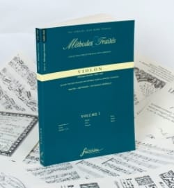 - Methods and Treaties Violin Series 7 - Volume 1 - Sheet Music - di-arezzo.com