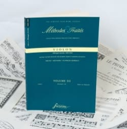 - Methods and Treaties Violin Series 7 - Vol.3 - Sheet Music - di-arezzo.com