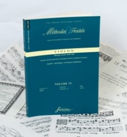 - Methods and Treaties Violin Series 7 - Vol.4 - Sheet Music - di-arezzo.com