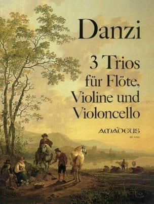3 Trios Op. 71 für Flöte, Violine und Violoncello laflutedepan