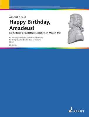 Happy Birthday, Amadeus ! - laflutedepan.com
