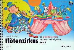 Flötenzirkus Vol 1 Butz Rainer / Magolt Hans Partition laflutedepan