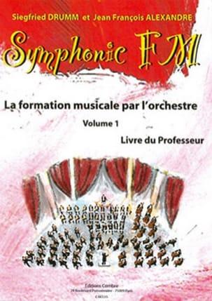 Symphonic FM Volume 1 - Livre du Professeur laflutedepan