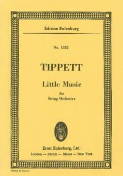 Michael Tippett - Little Music - Sheet Music - di-arezzo.com