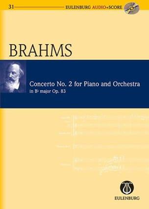 Concerto Pour Piano N° 2 Op. 83 En Sib Maj. - laflutedepan.com