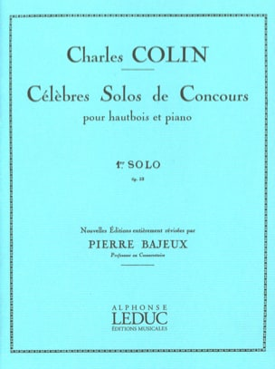 Charles Colin - 1st Solos op. 33 Famous solos get together - Sheet Music - di-arezzo.co.uk
