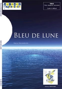 Pascal Ducourtioux - Blue moon - Sheet Music - di-arezzo.com