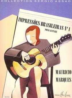Mauricio Marques - Impressoes Brasileiras N ° 1 - Sheet Music - di-arezzo.com