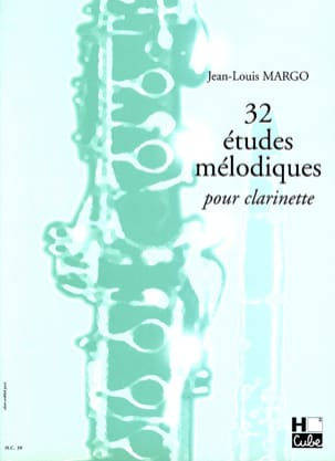 Jean-Louis Margo - 32 Melodic Studies - Sheet Music - di-arezzo.com