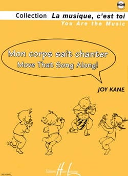 Joy Kane - My body knows how to sing - Sheet Music - di-arezzo.co.uk