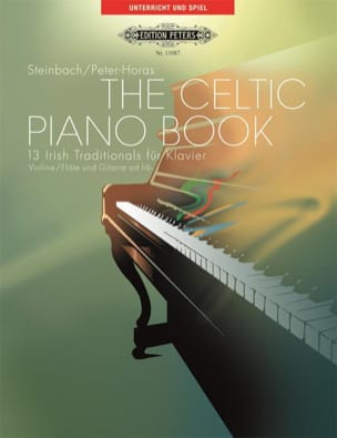 Steinbach Patrick / Peter-Horas Thomas - The Celtic Piano Book - Sheet Music - di-arezzo.co.uk