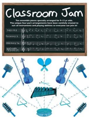 - Classroom Jam - Partition - di-arezzo.fr