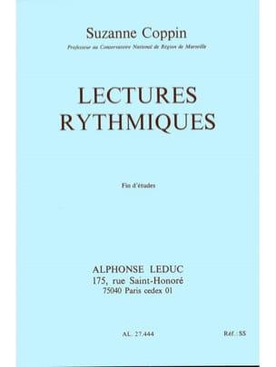 Lectures rythmiques - Fin d'études Suzanne Coppin laflutedepan