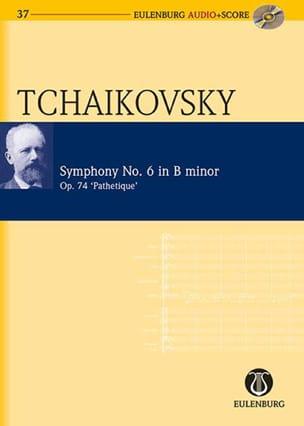 Symphonie N° 6 En Si Mineur Opus 74 TCHAIKOVSKY Partition laflutedepan