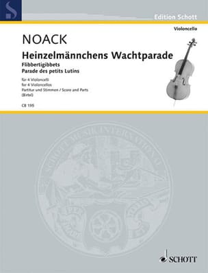 Noack - Parade of the Little Elves - Sheet Music - di-arezzo.co.uk