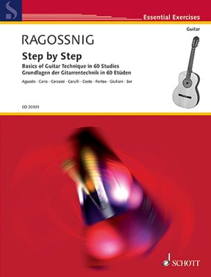 Konrad Ragossnig - Step by Step - Partition - di-arezzo.fr