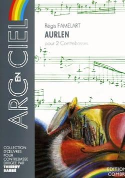 Aurlen Régis Famelart Partition Contrebasse - laflutedepan