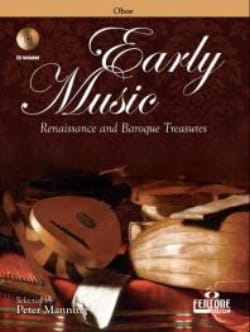 Early Music - Partition - Hautbois - laflutedepan.com