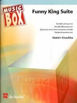 Funny King Suite - Martin Klaschka - Partition - laflutedepan.com