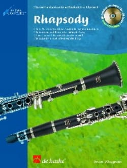 Rhapsody For Clarinet André Waignein Partition laflutedepan