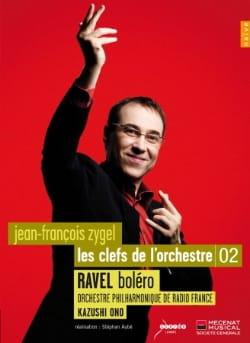 Jean-François Zygel - The Keys of the Orchestra - Ravel Volume 2 - Sheet Music - di-arezzo.co.uk