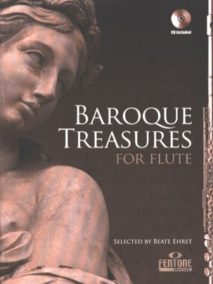 Baroque Treasures For Flute Beate Ehret Partition laflutedepan