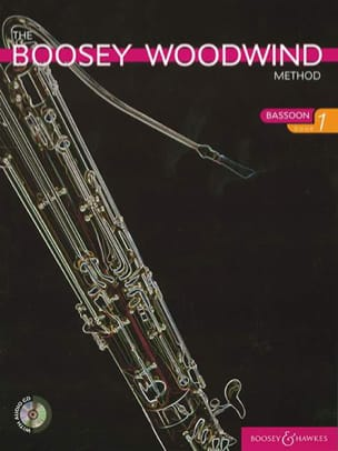Chris Morgan - The Boosey Woodwind Method Vol 1 (+cd) - Partition - di-arezzo.fr