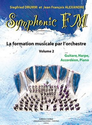 DRUMM Siegfried / ALEXANDRE Jean François - Symphonic FM Volume 2 - Guitar-Harp-Accordion-Piano - Sheet Music - di-arezzo.com