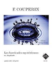 François Couperin - Las misteriosas barricadas - Partitura - di-arezzo.es