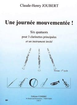 Une Journée Mouvementée ! - Claude-Henry Joubert - laflutedepan.com