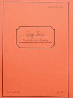 Easy Trios - Gabriel Koeppen - Partition - laflutedepan.com